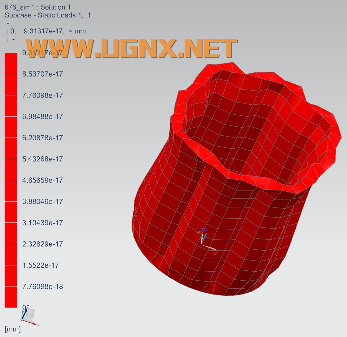 NX1847有限元分析结果乱码的解决方法-NX网-老叶UG软件|NX升级包
